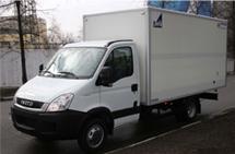 Промтоварный фургон на базе шасси IVECO Daily (ИВЕКО Дейли) 50С15